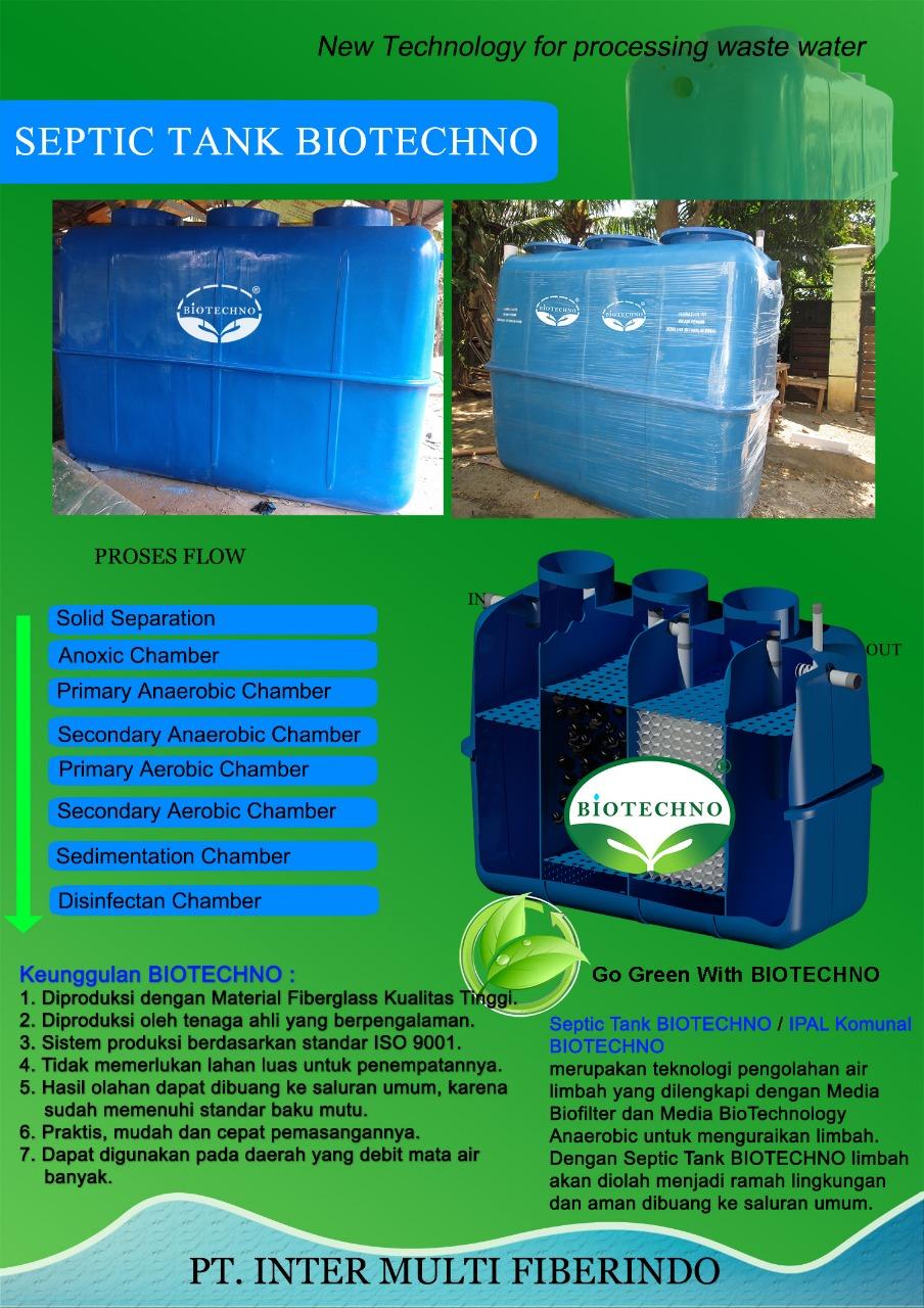 Jual Septic Tank Bio Berkualitas & Terbukti Ramah Lingkungan