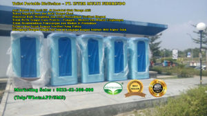 toilet portable, toilet portable event, toilet portable proyek, sewa toilet portable